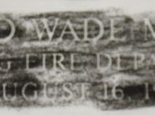 Ronald-Wade-Meshell-Rubbing