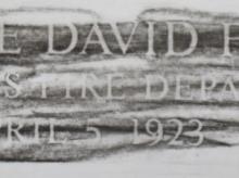 George-David-Ford-Rubbing