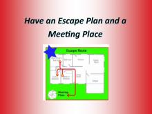 Set a meeting place!