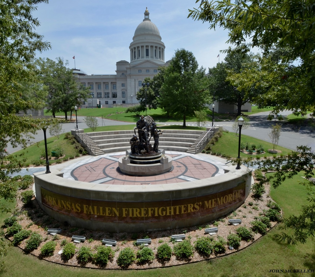 Fallen Firefighters Memorial